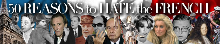 50ReasonsToHateTheFrench.co.uk Banner
